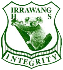 Irrawang High School logo